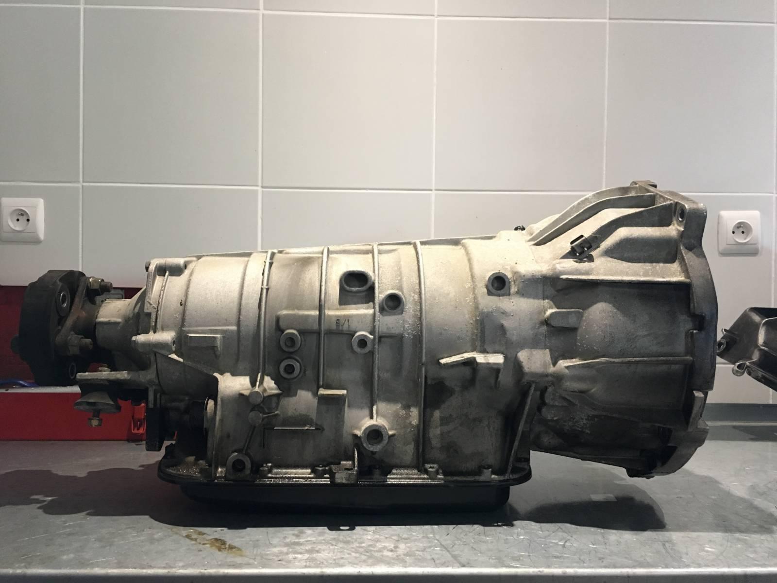 Reparation Boite Automatique Bmw E46 Castrie Garage Pour Vidange